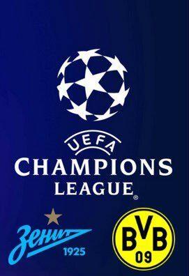 Bilety Na Futbol Zenit Borussiya Dortmund 08 Dekabrya 2020 V 20 55 Liga Chempionov Uefa Gazprom