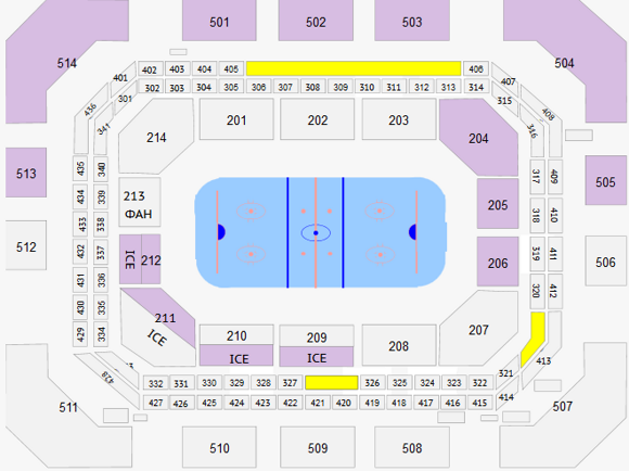 Билеты на кубок первого канала по хоккею 2018